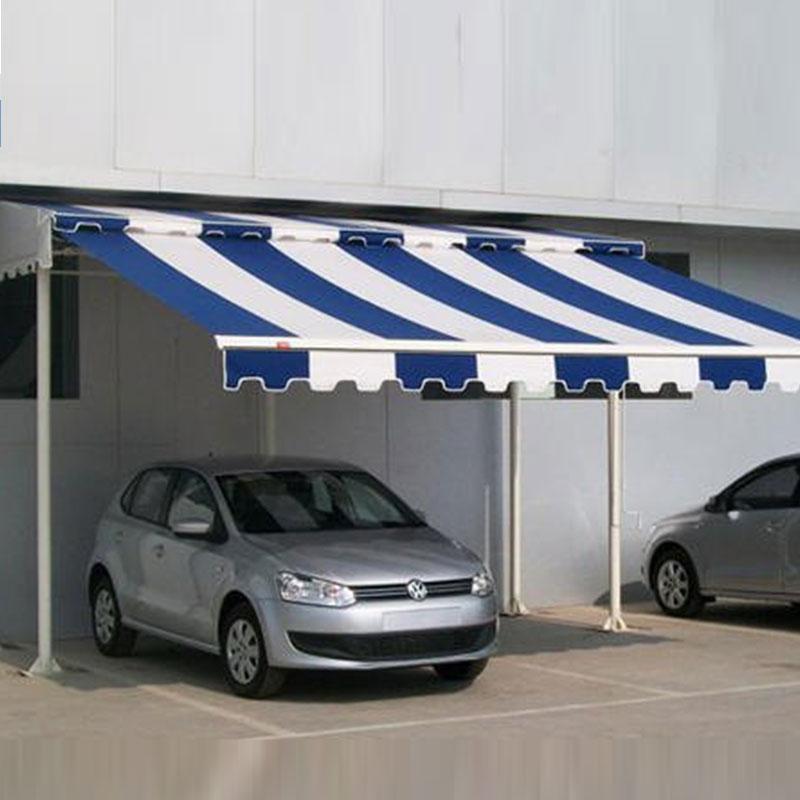 سایبان اتوماتیک پارکینگ ها